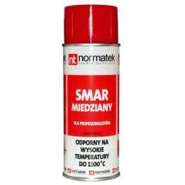 NORMATEK - SMAR MIEDZIANY 400ml NT 1009