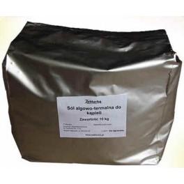 Zabłocka Sól algowo-termalna do kąpieli, worek 10kg