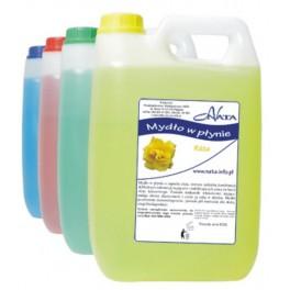 Mydło w płynie różne zapachy 5kg